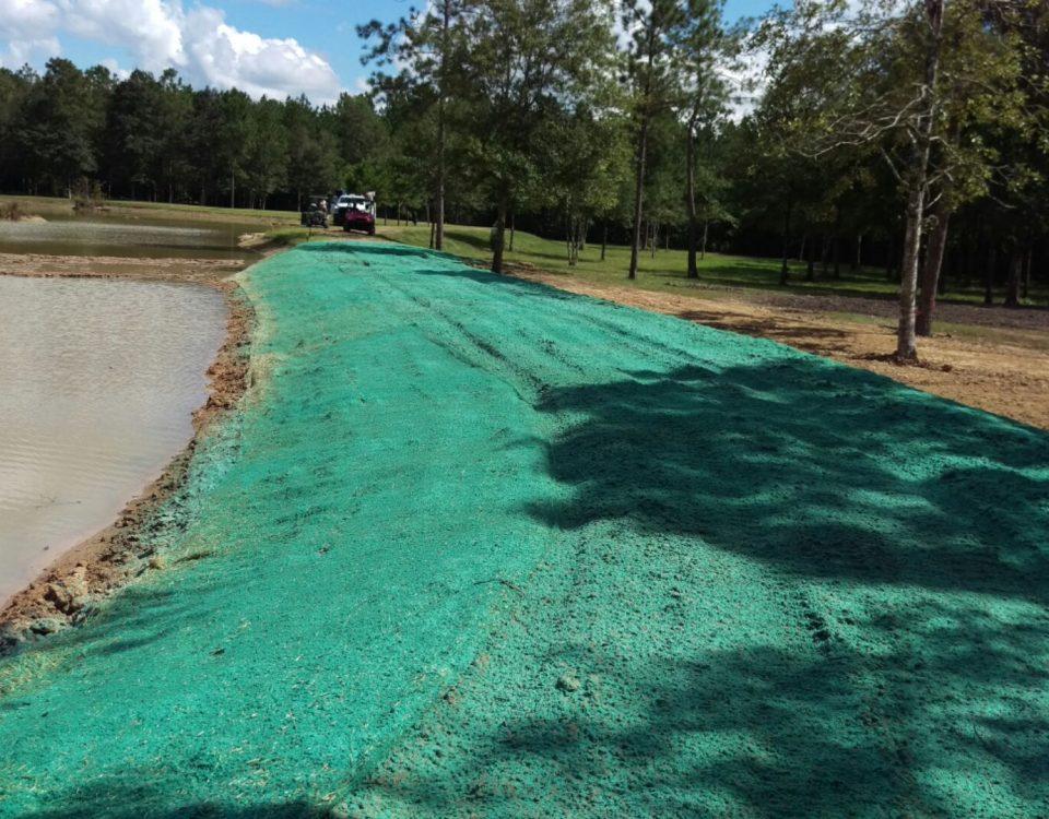 Hydro-seeding_Stormwater Solutions Louisiana_Lake Charles, LA